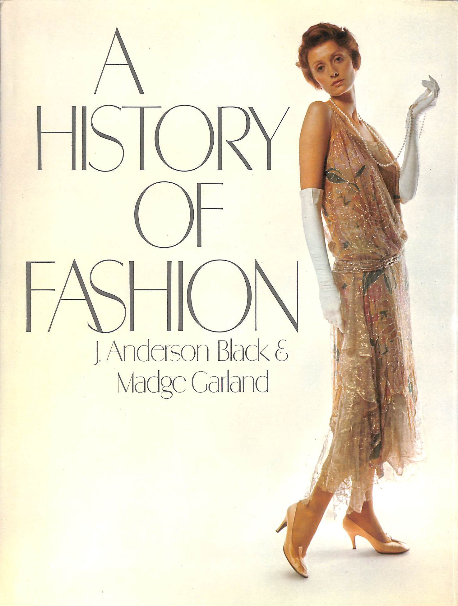 Image for A History Of Fashion