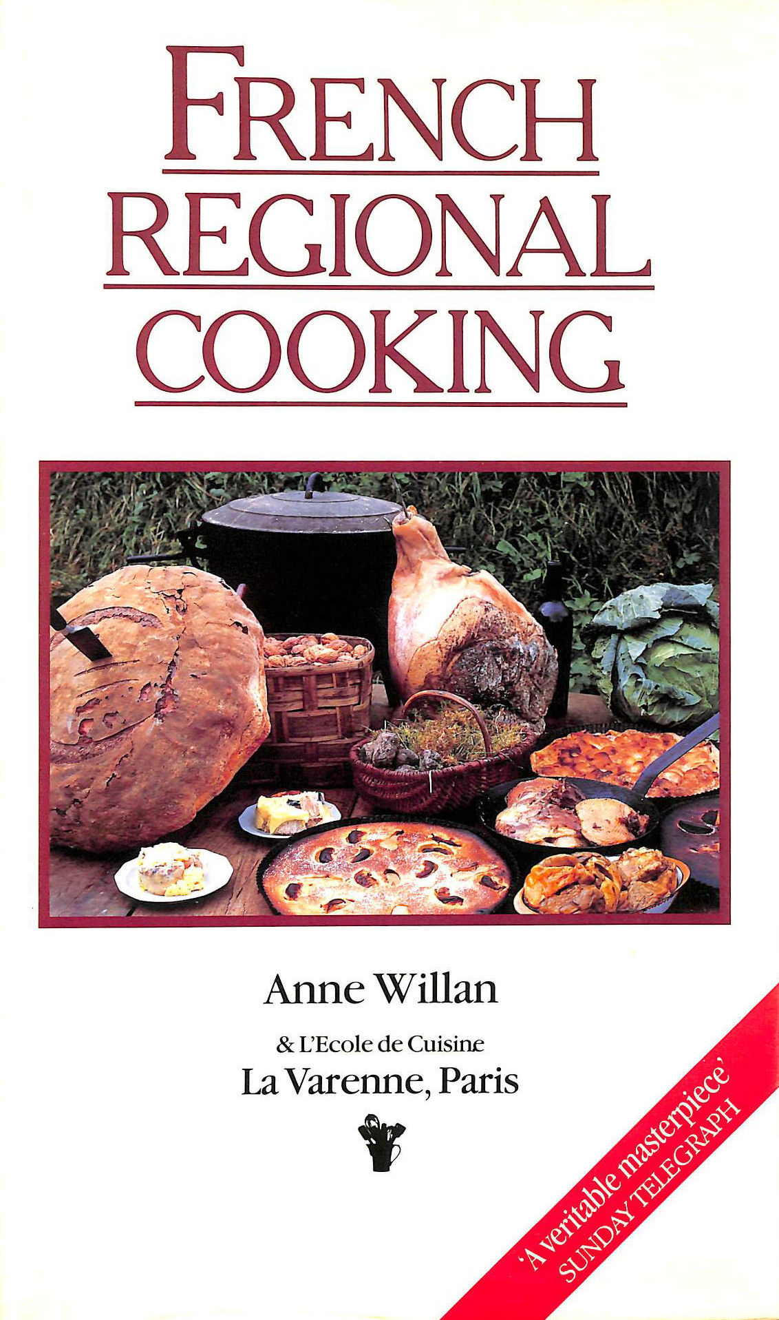 Image for French Regional Cooking (Cresset Library)