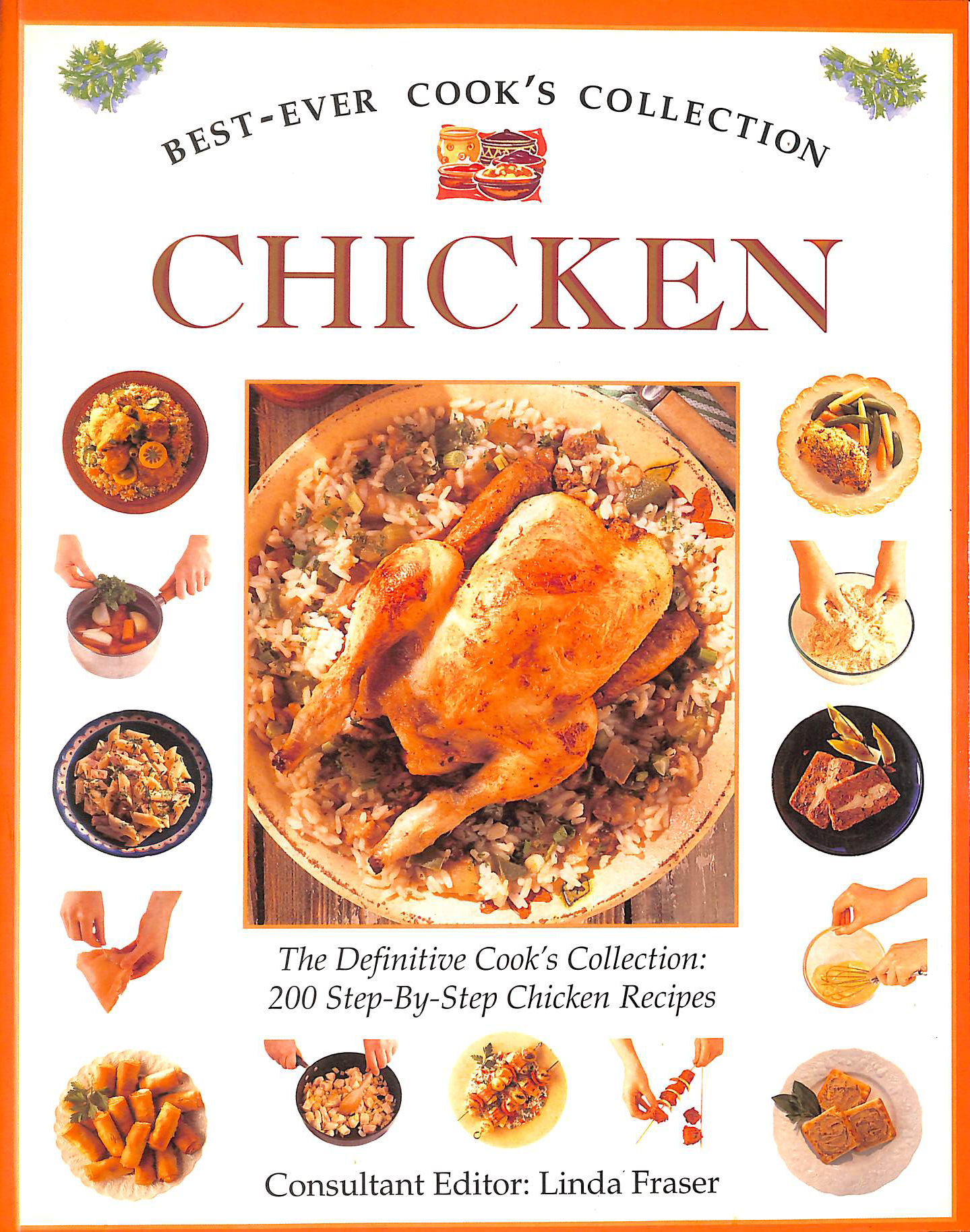 Image for Best Ever Chicken Cookbook (Best Ever Cooks Collection)
