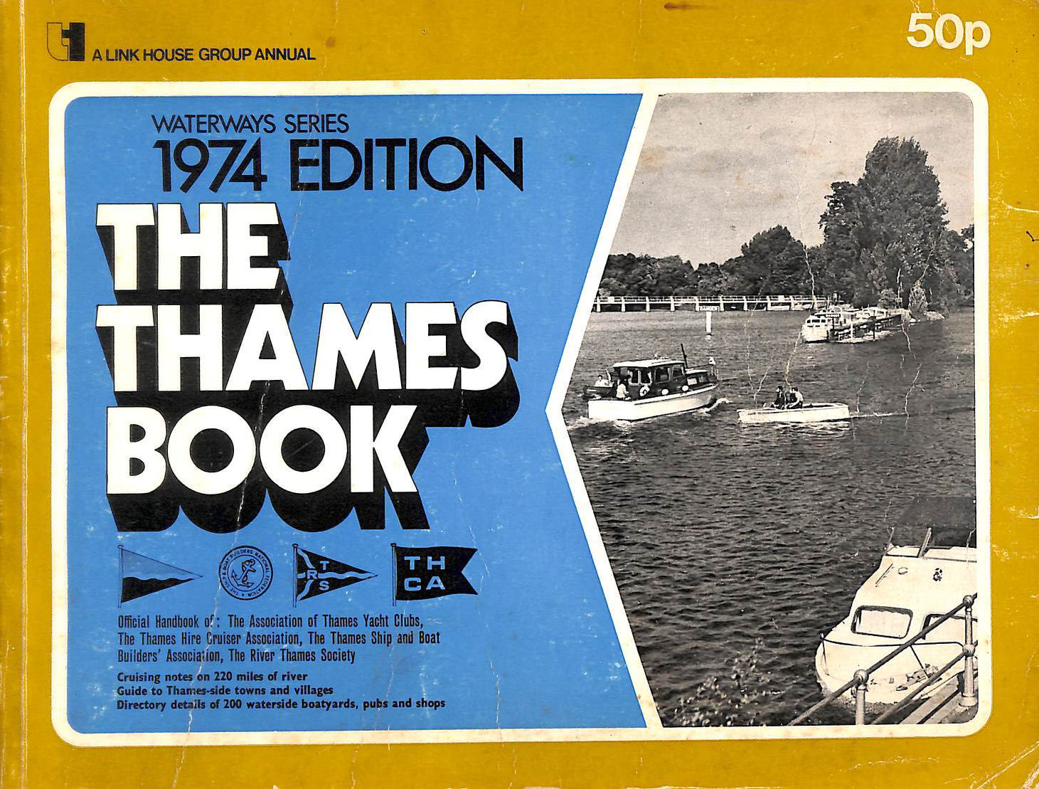 Image for Thames Book 1974