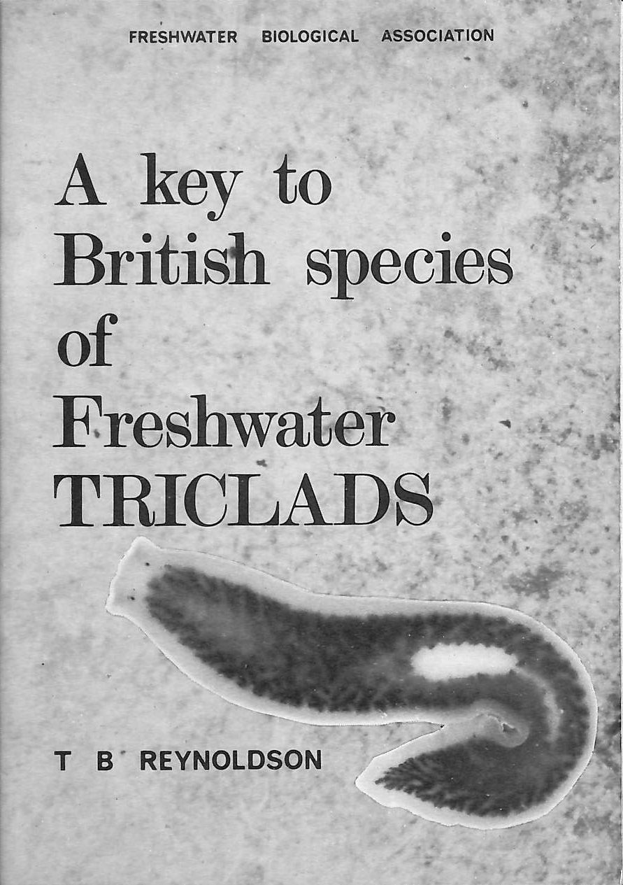 Image for A Key to the British Species of Freshwater Triclads (Turbellaria, Paludicola) (Scientific Publications)