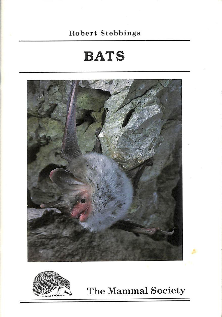 Image for Bats (Mammals of Britain)