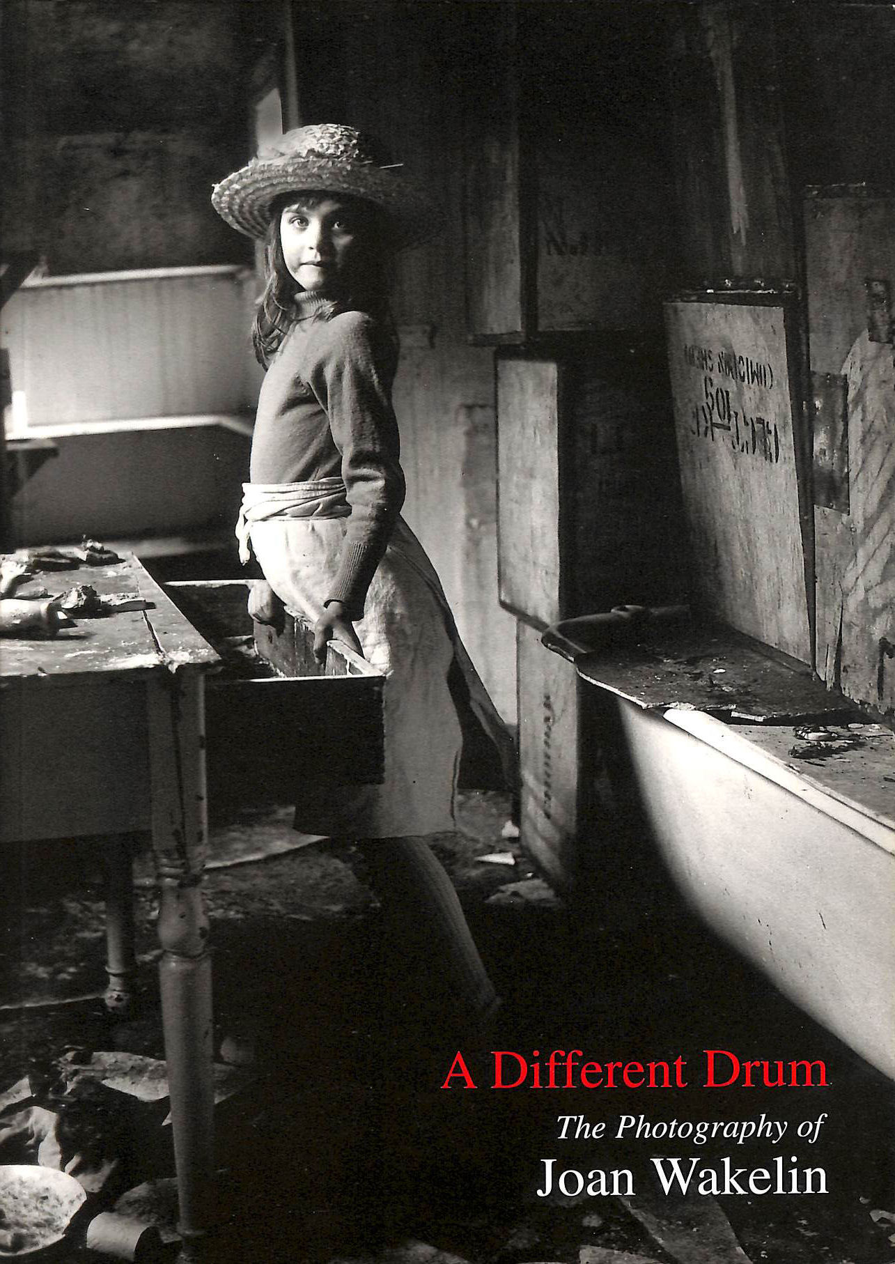 Image for A Different Drum: The Photographs of Joan Wakelin