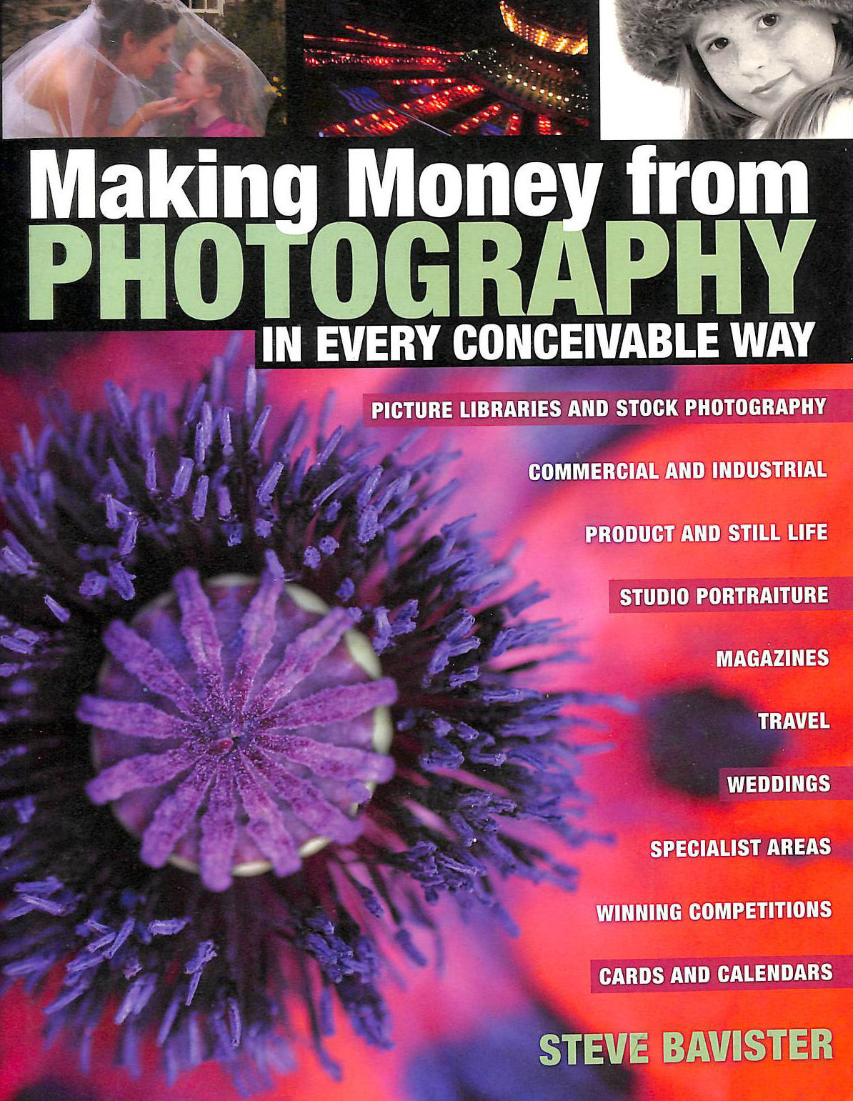Image for Making Money from Photography in Every Conceivable Way