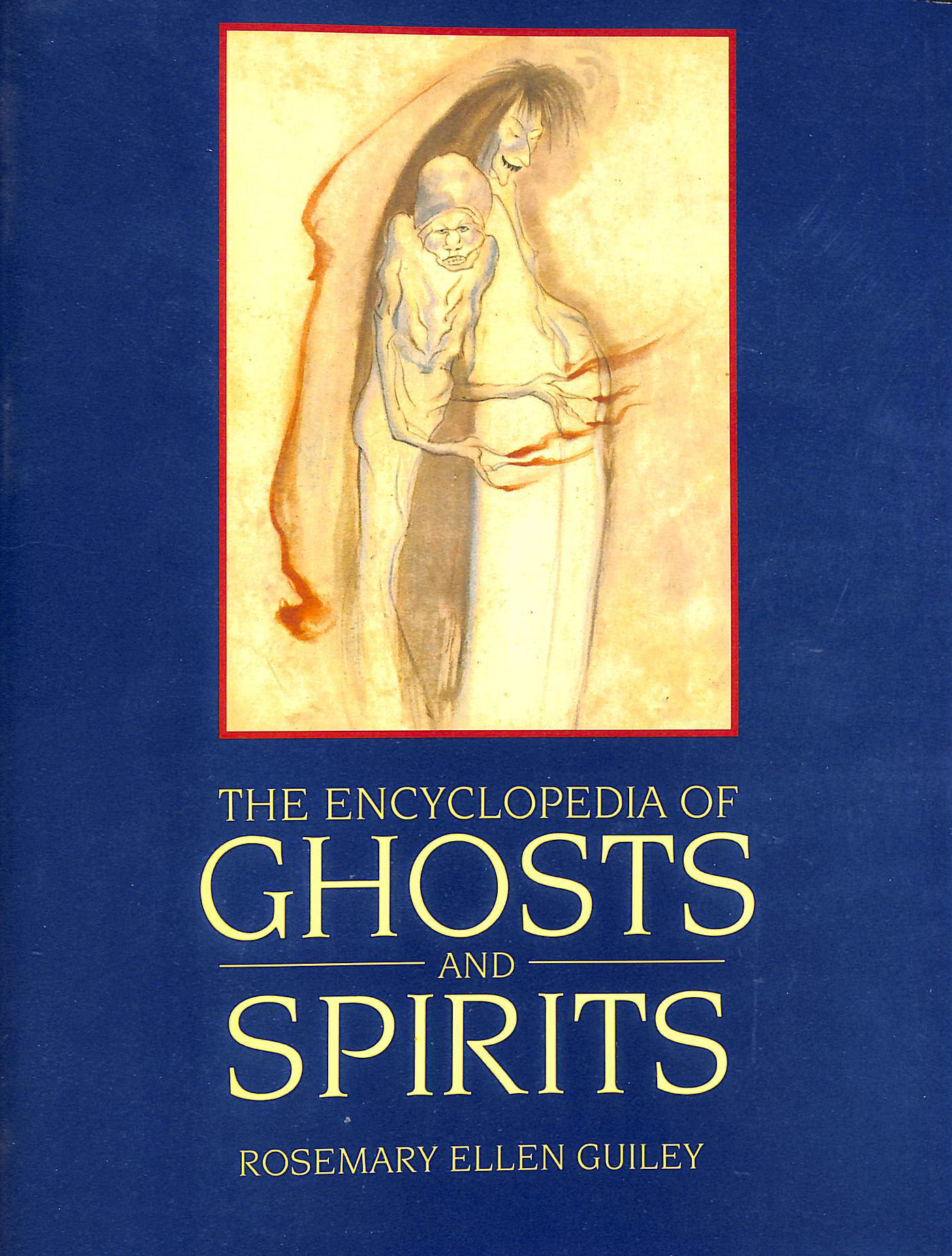 Image for Encyclopaedia of Ghosts and Spirits