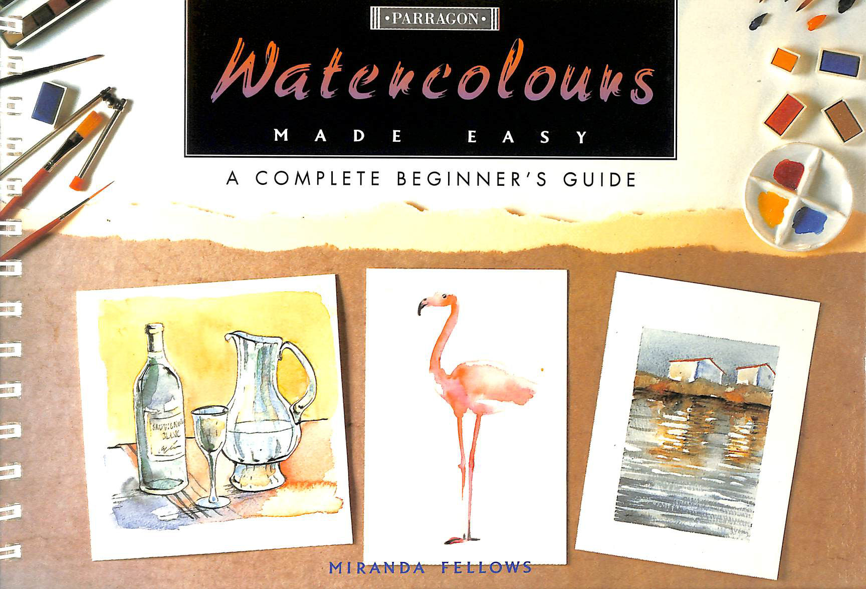 Image for Watercolours Made Easy (Art books)