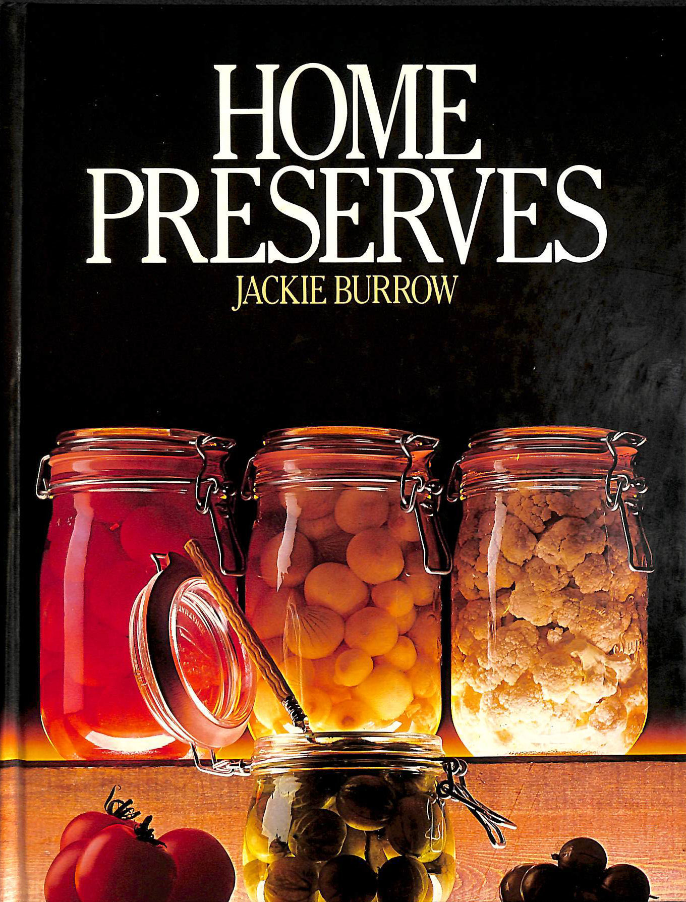 Image for HOME PRESERVES