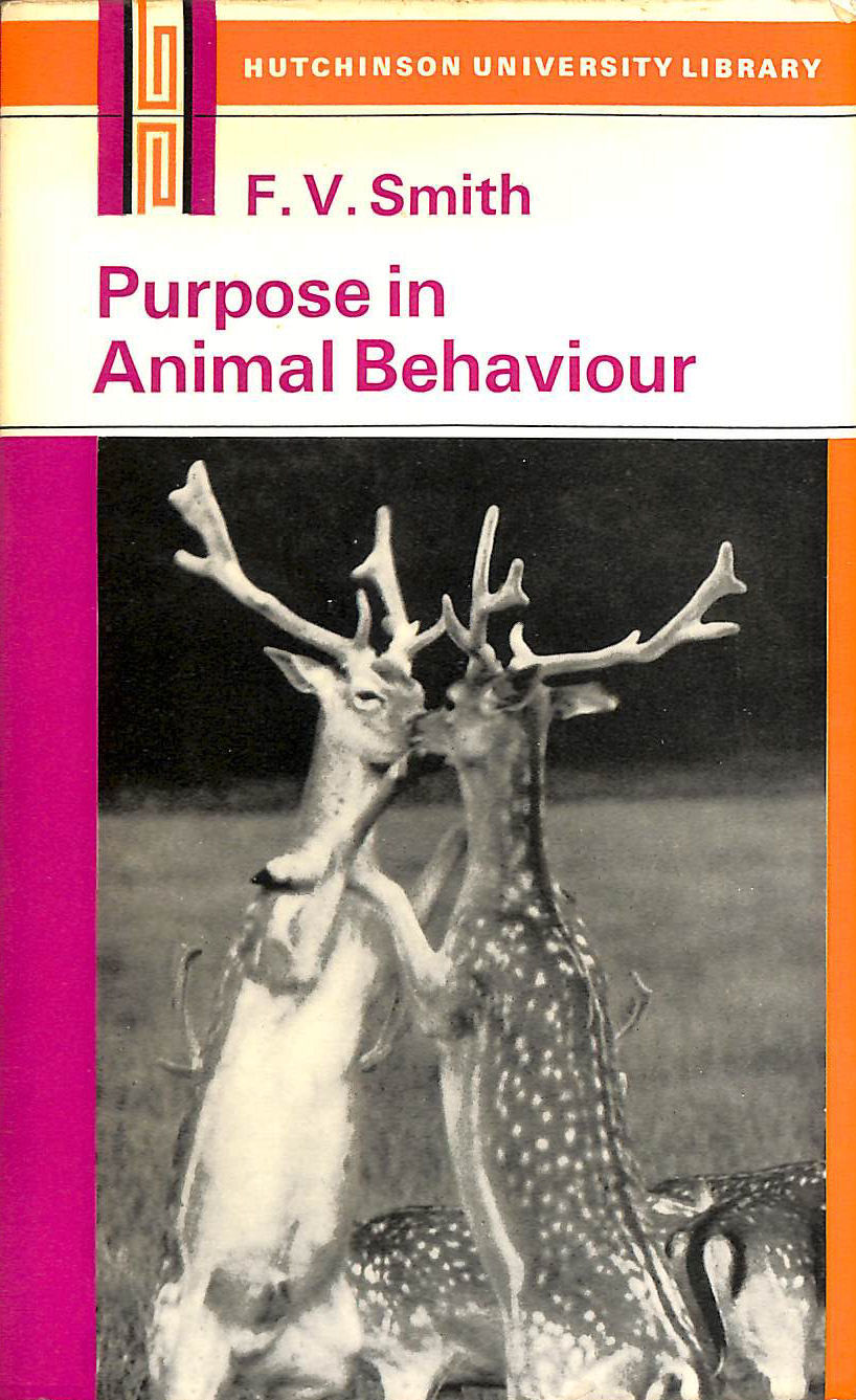 Image for Purpose in Animal Behaviour (University Library)