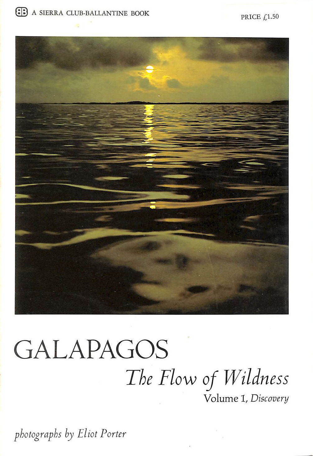 Image for Galapagos The Flow Of Wildness Volume 1, Discovery