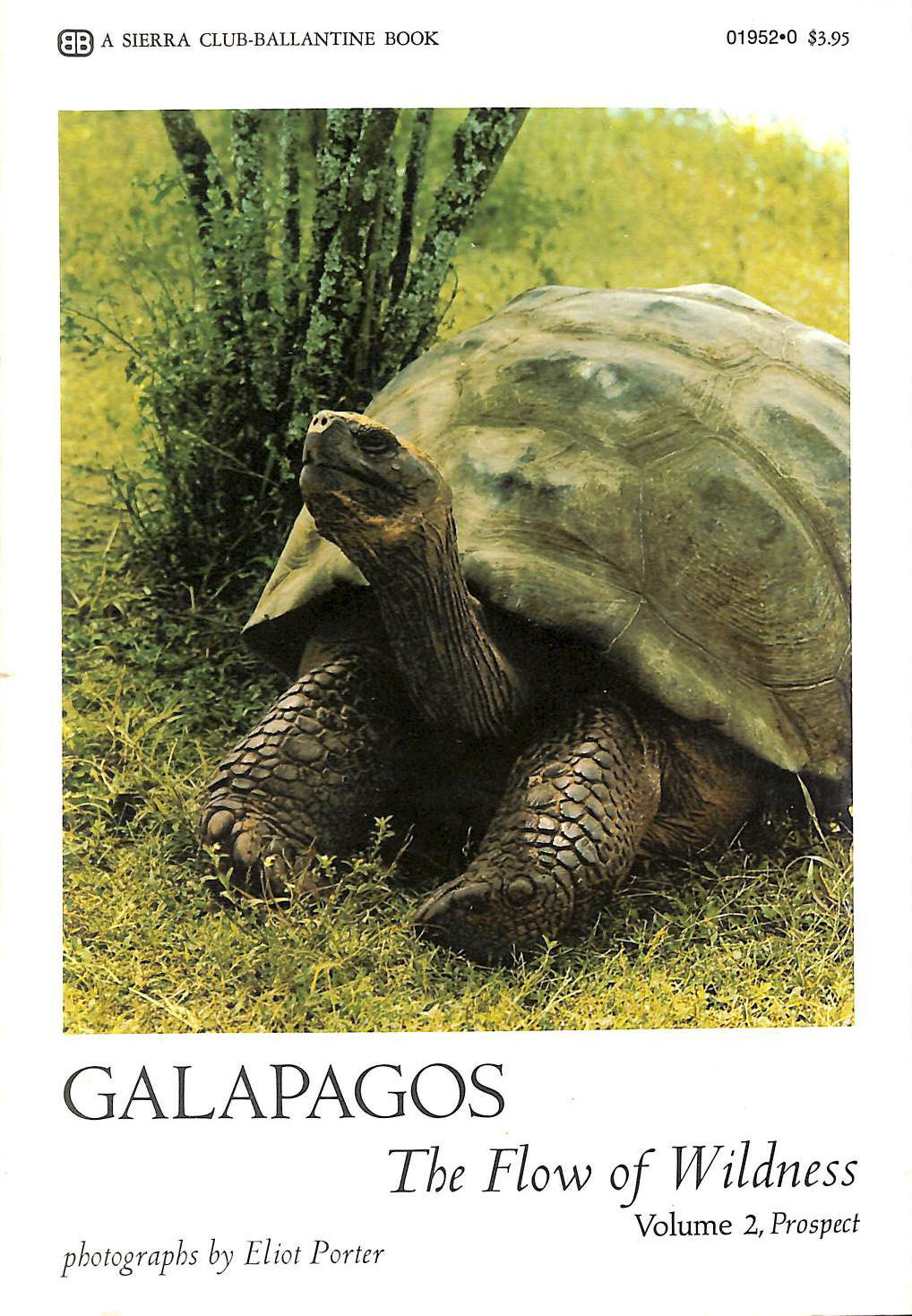 Image for Galapagos: The Flow Of Wildness, Volume 2: Prospect