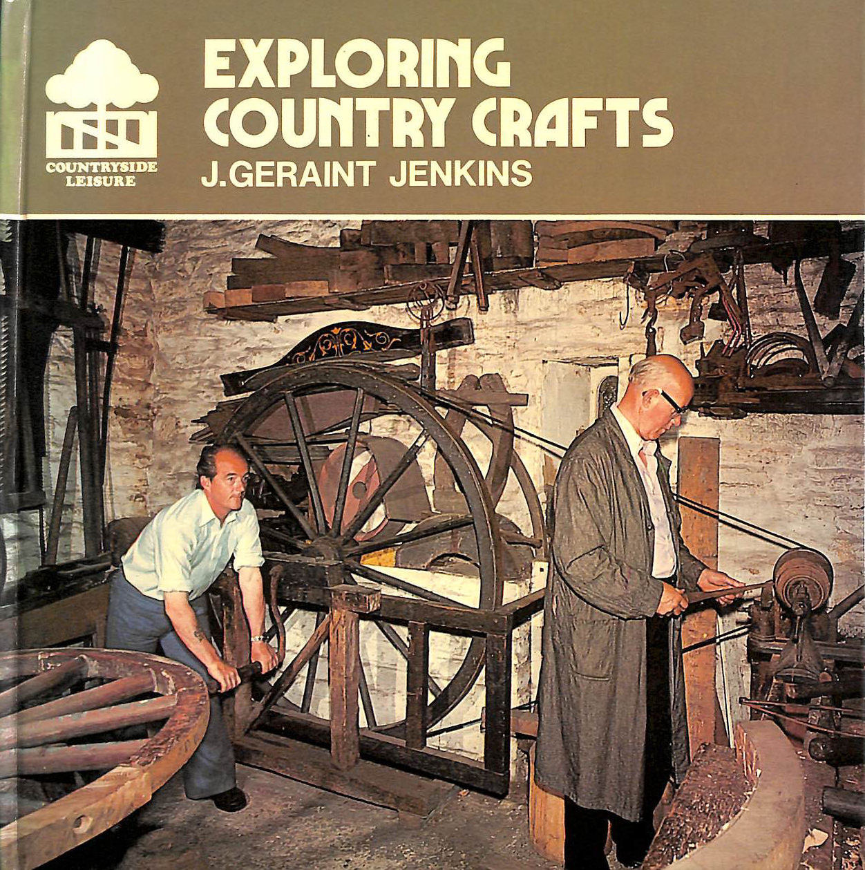 Image for Exploring Country Crafts (Countryside leisure)