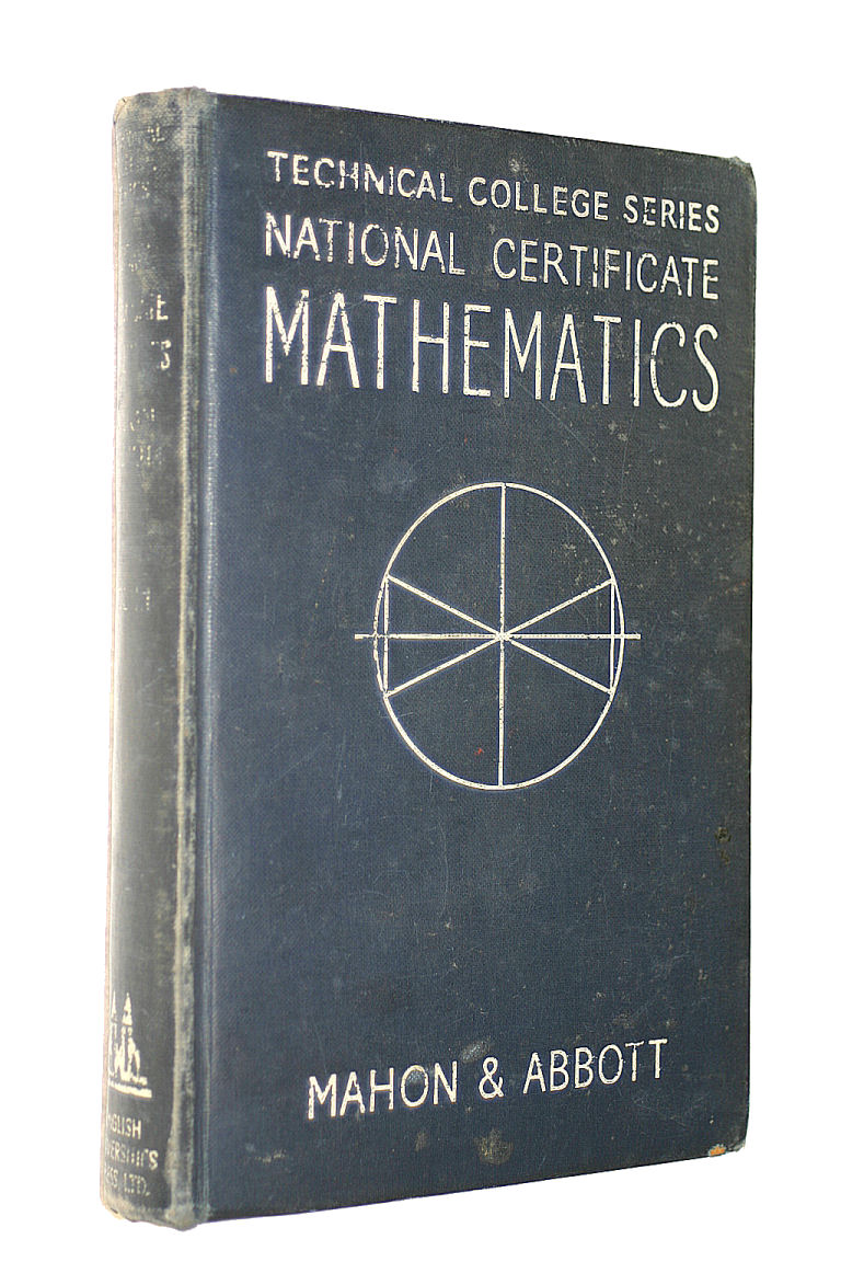 Image for National Certificate Mathematics. Volume 3: Third Year Course.