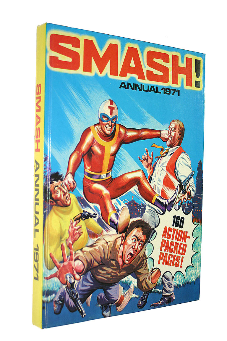 "Image for ""Smash"" Annual 1971"