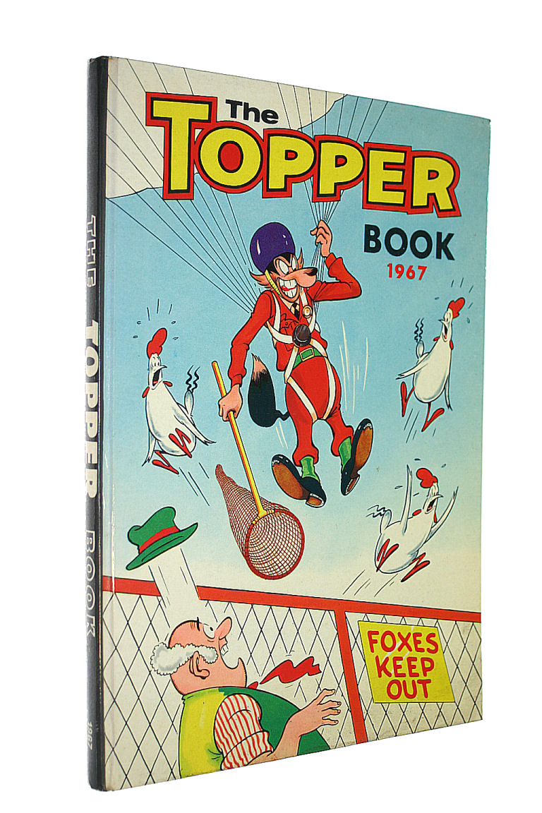 Image for The Topper Book 1967