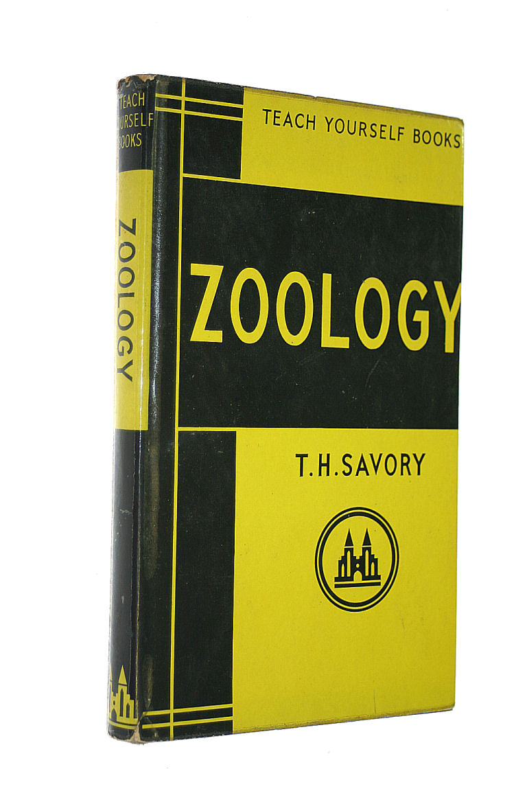 Image for Teach yourself zoology (Teach yourself books)