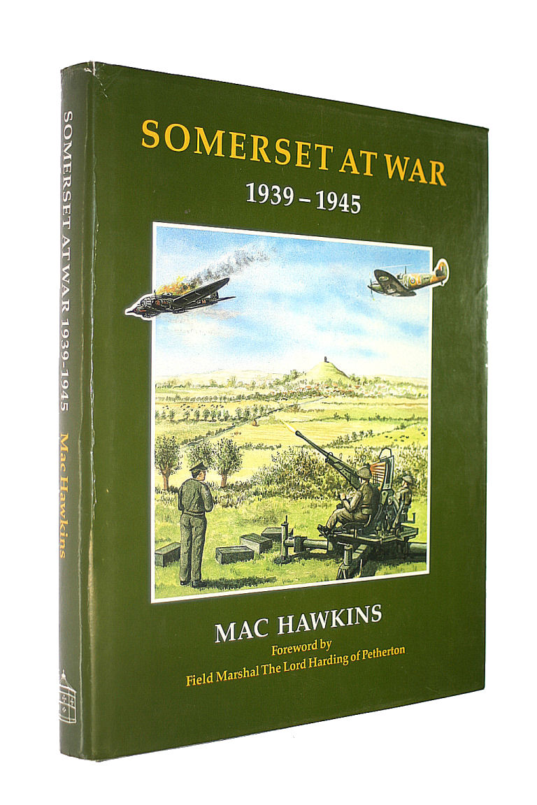 Image for Somerset at War, 1939-45