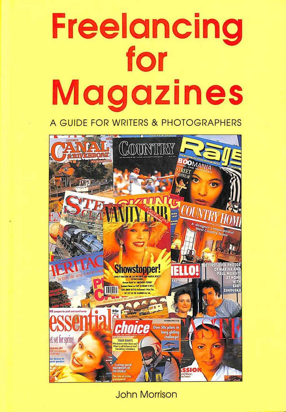 Image for Freelancing for Magazines