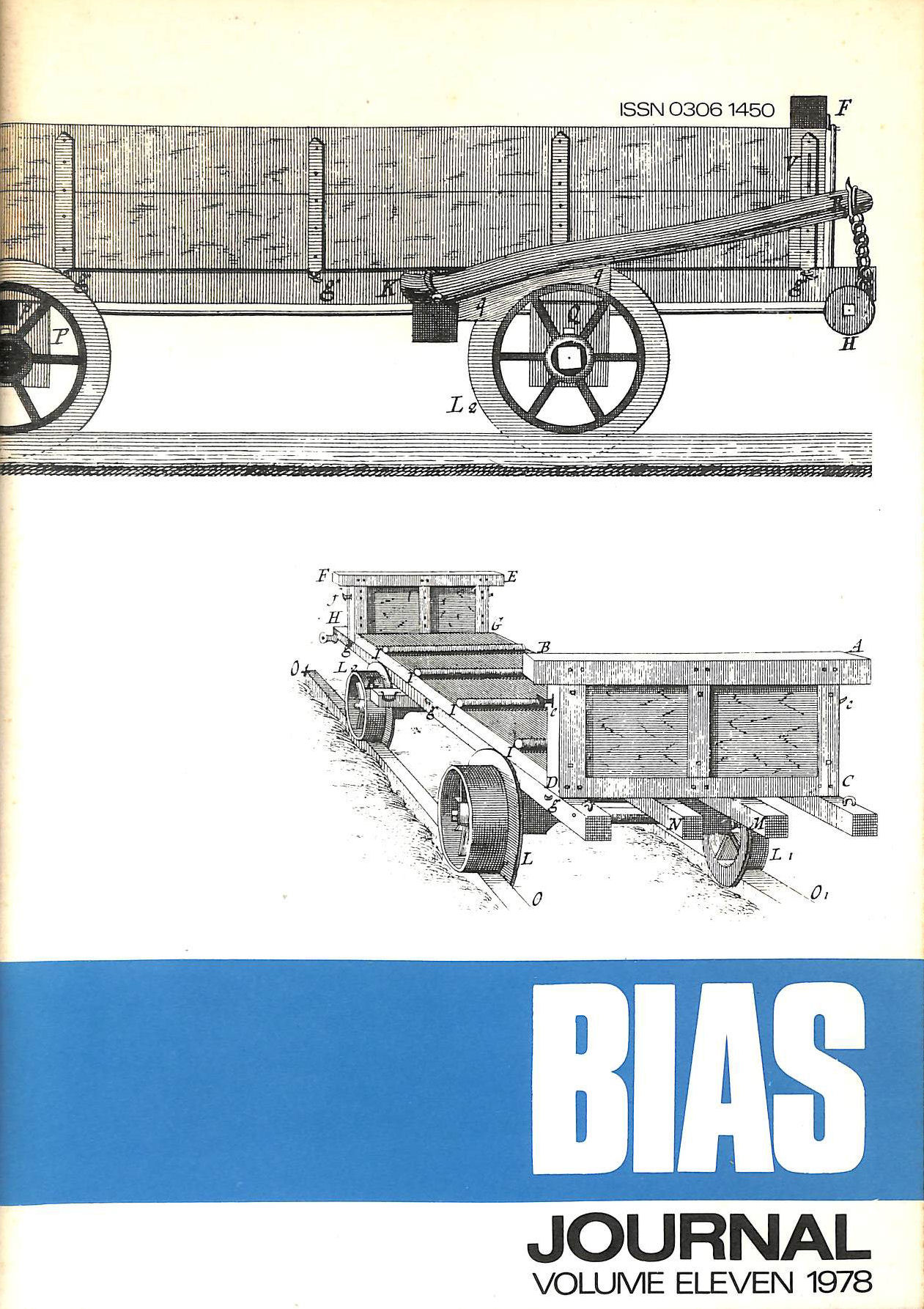 Image for BIAS Journal, Bristol Industrial Archaeological Society, Volume Eleven
