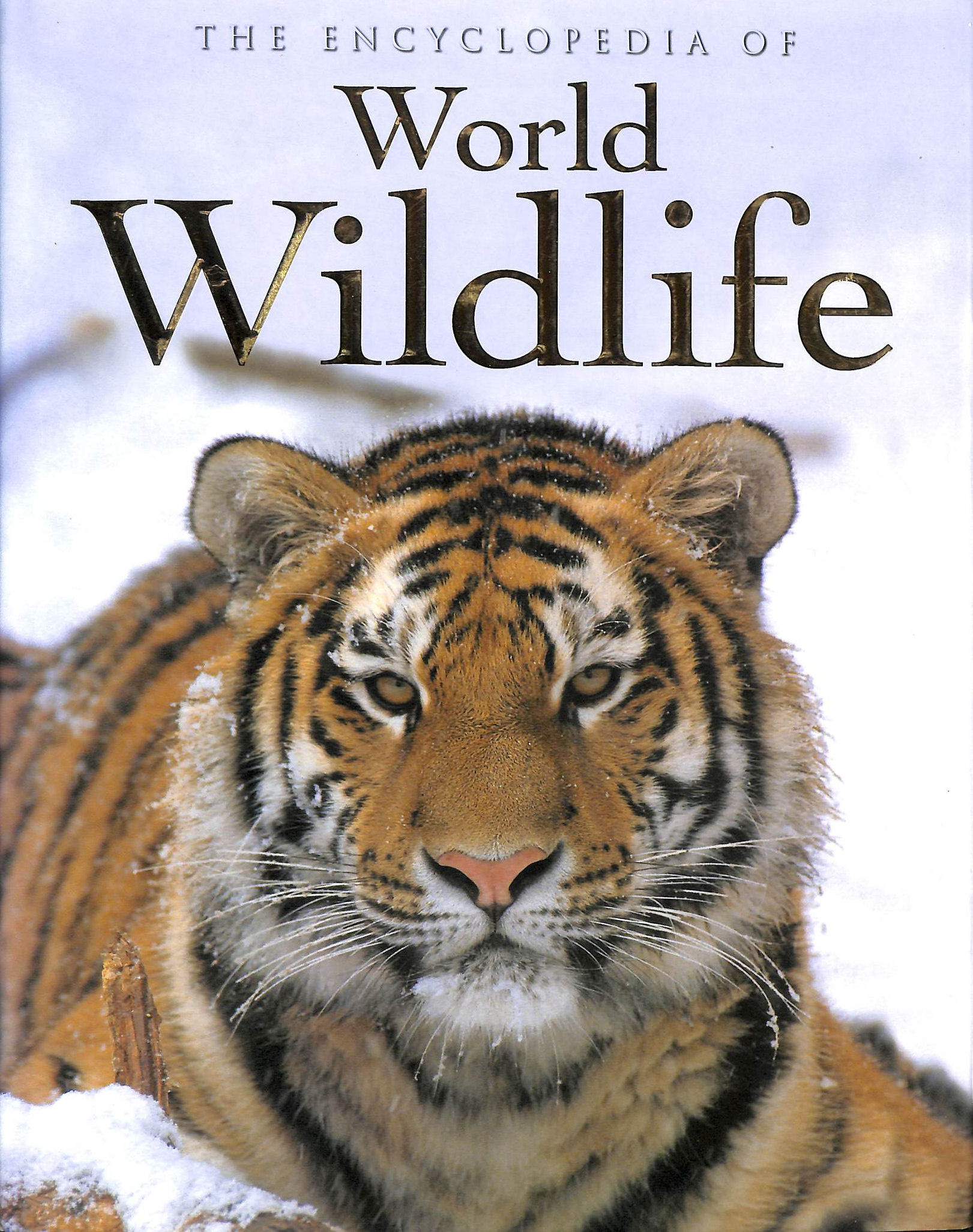 Image for The Encyclopedia of World Wildlife