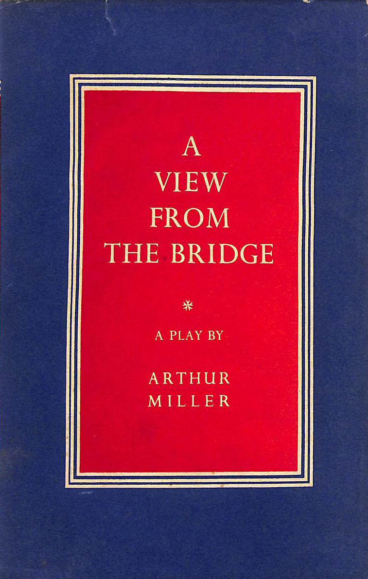 Image for A view from the bridge: A play in two acts
