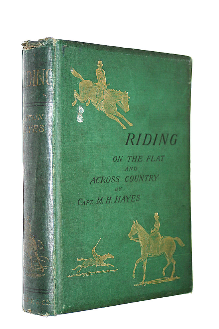 Image for Riding on the Flat and Across Country