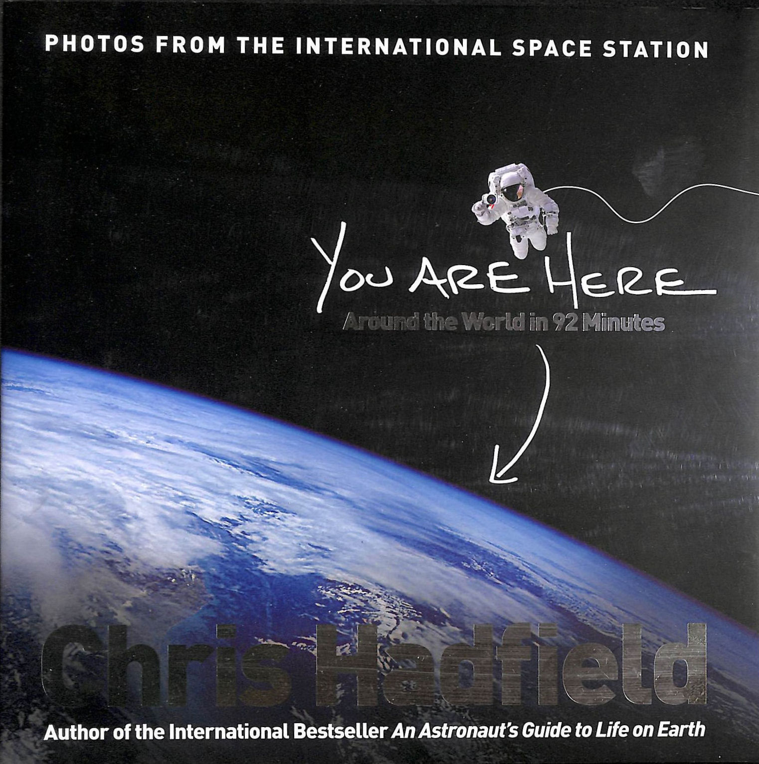 Image for You Are Here: Around the World in 92 Minutes