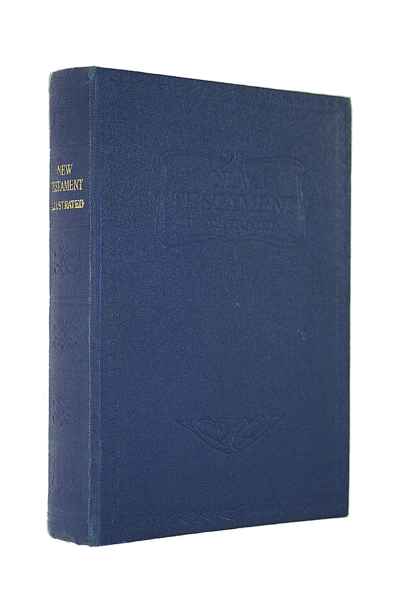 The New Testament of our Lord and Saviour Jesus Christ, Translated out of the Orginal Greek; and with the Former Translations Diligently Compared and Revised, by his Majesty's Special Command, appointed to be read in churches