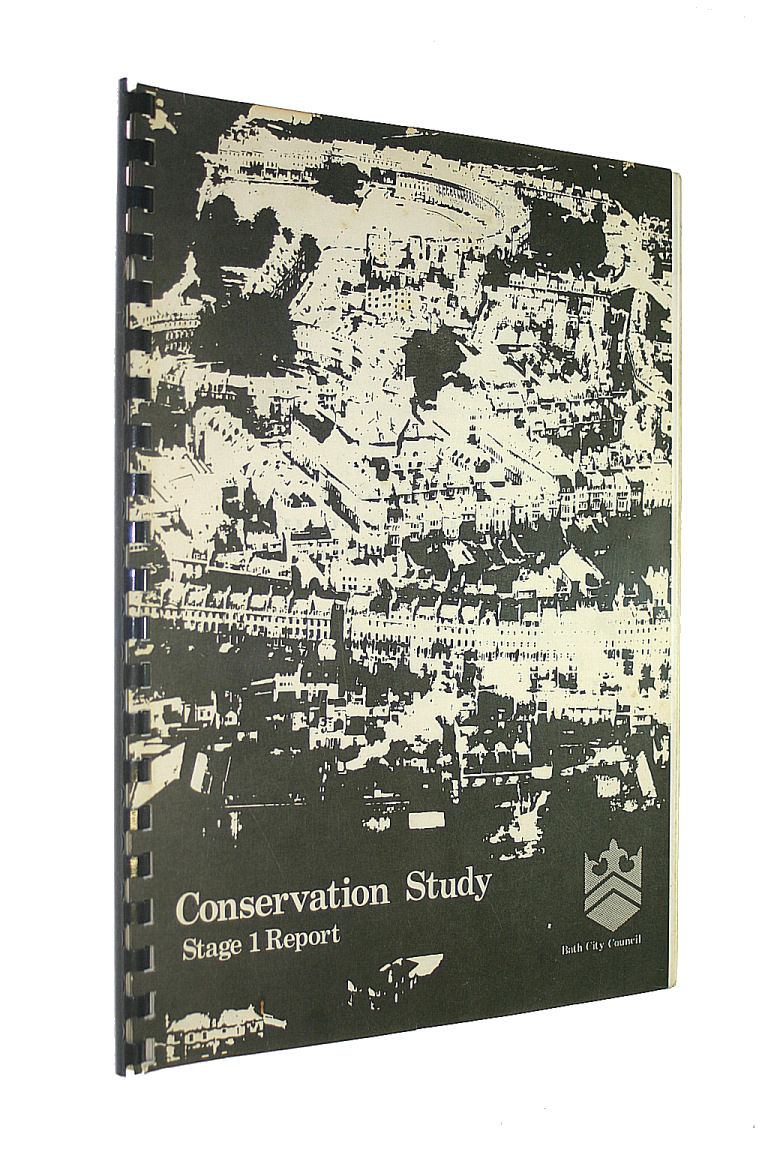 Image for City Of Bath Conservation Study First Stage Report