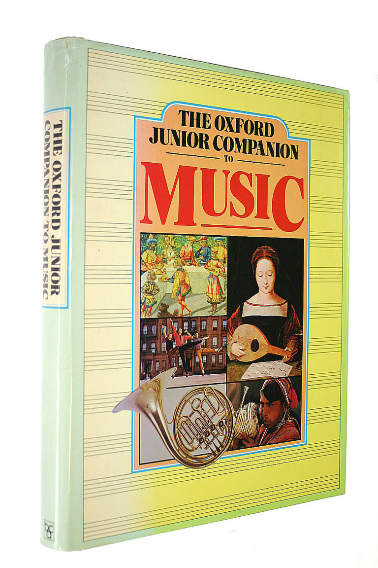 Image for Oxford Junior Companion to Music by Scholes, Percy, Hurd, Michael (1980) Hardcover