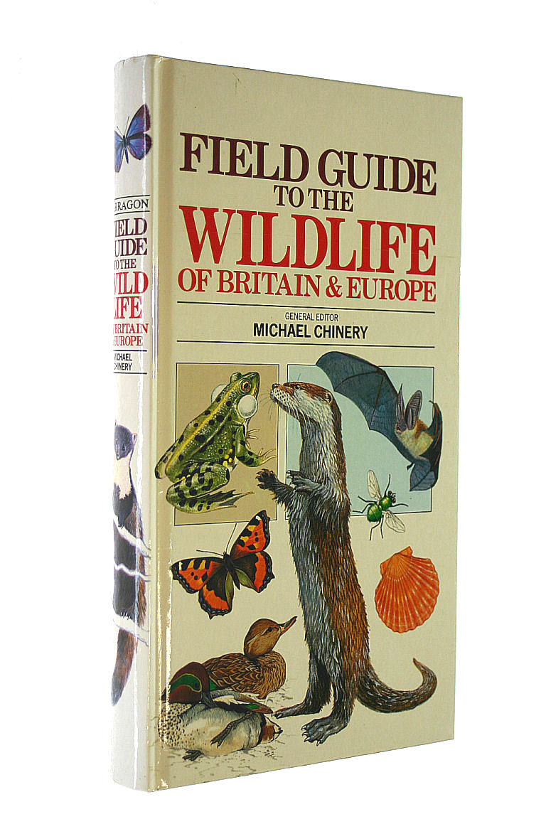 Image for Field Guide to the Wildlife of Britain and Europe