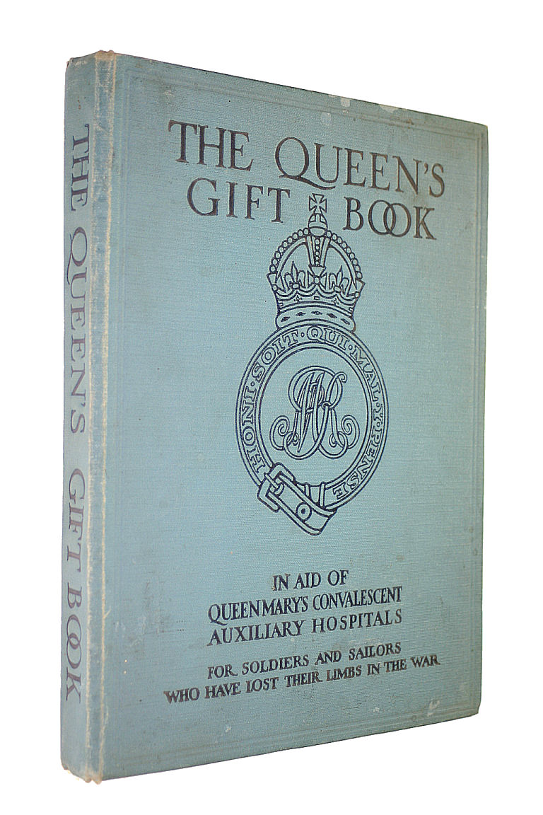 Image for The Queens Gift Book