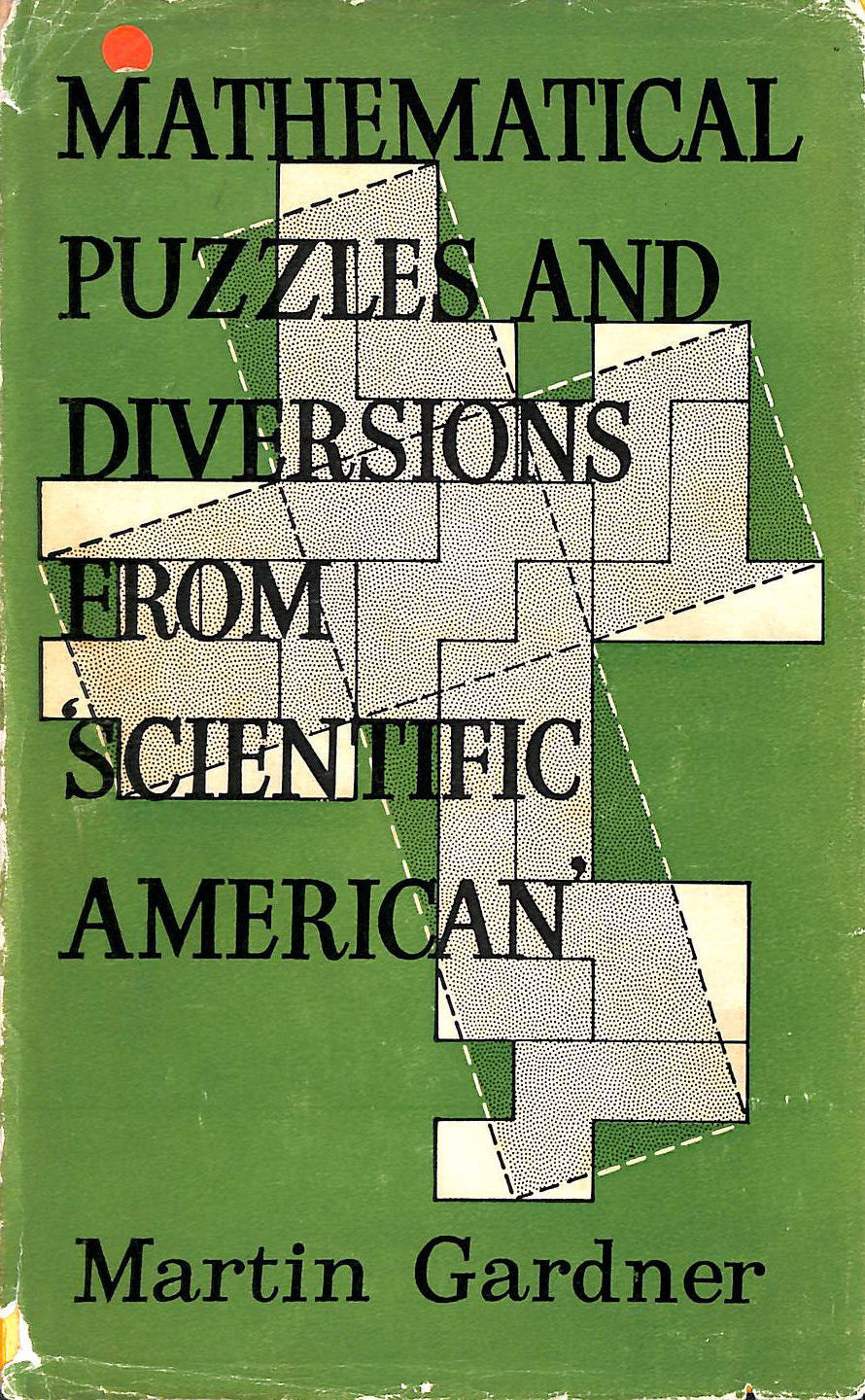 Image for Mathematical puzzles and diversions from 'scientific American'