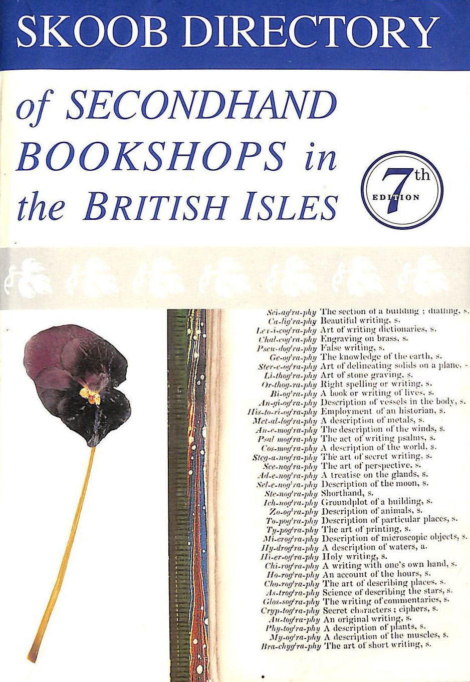 Image for A Skoob Directory of Secondhand Bookshops in the British Isles