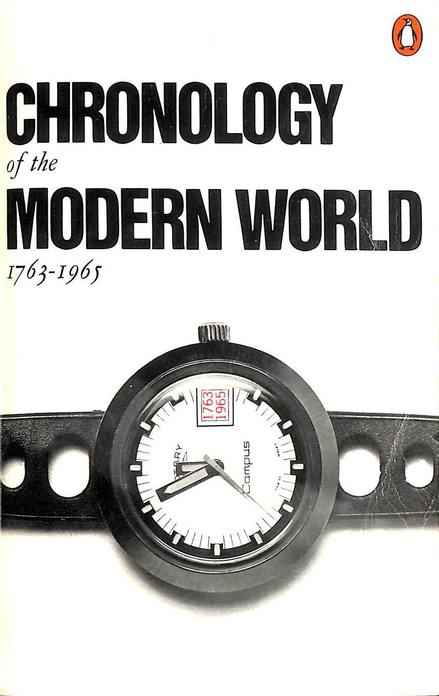 Image for Chronology of the Modern World: 1763-1965 (Penguin reference books)