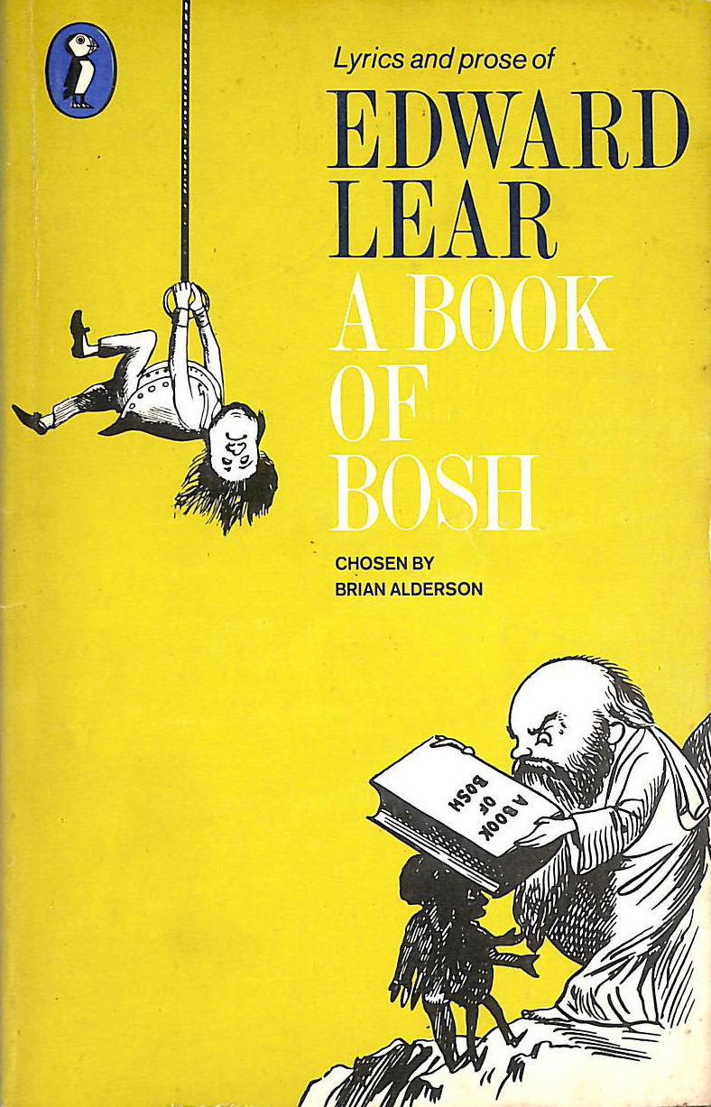 Image for A Book of Bosh: Lyrics And Prose: Lyrics and Prose of Edward Lear (Puffin Books)