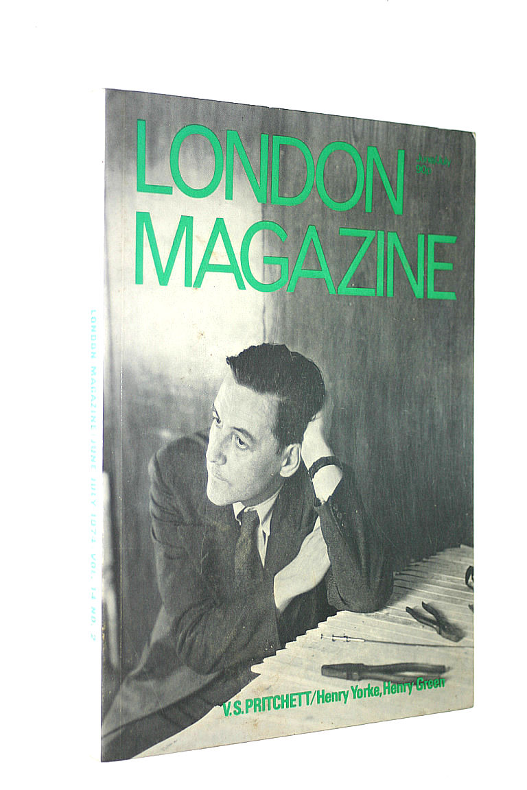 Image for London Magazine June July 1974