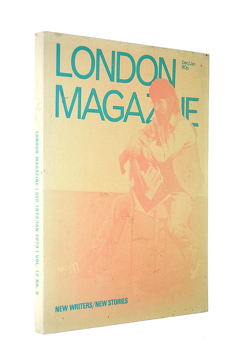 Image for London Magazine Dec 1972 Jan 1973