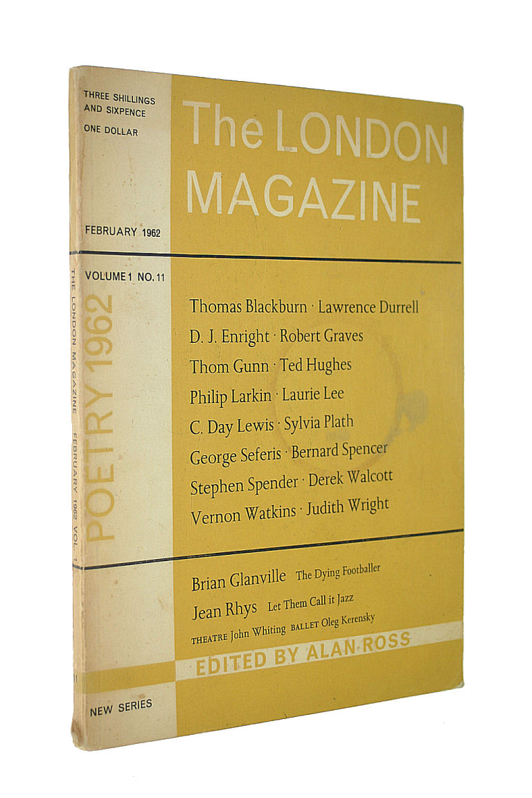Image for London Magazine Februrary 1962