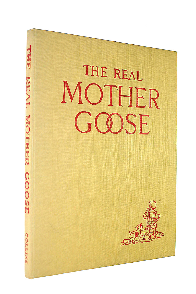 Image for Real Mother Goose