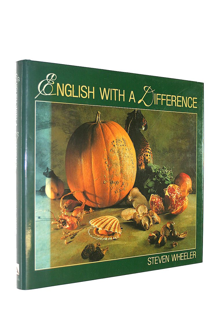 Image for English with a Difference: Seasonal Cookery  Book: Seasonal Cook Book