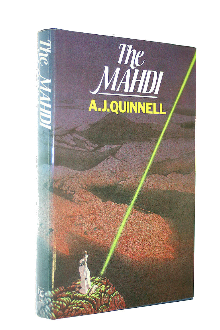 Image for The Mahdi : a thriller