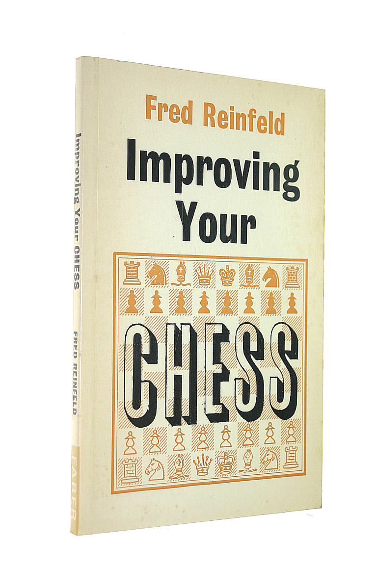 Image for Improving Your Chess