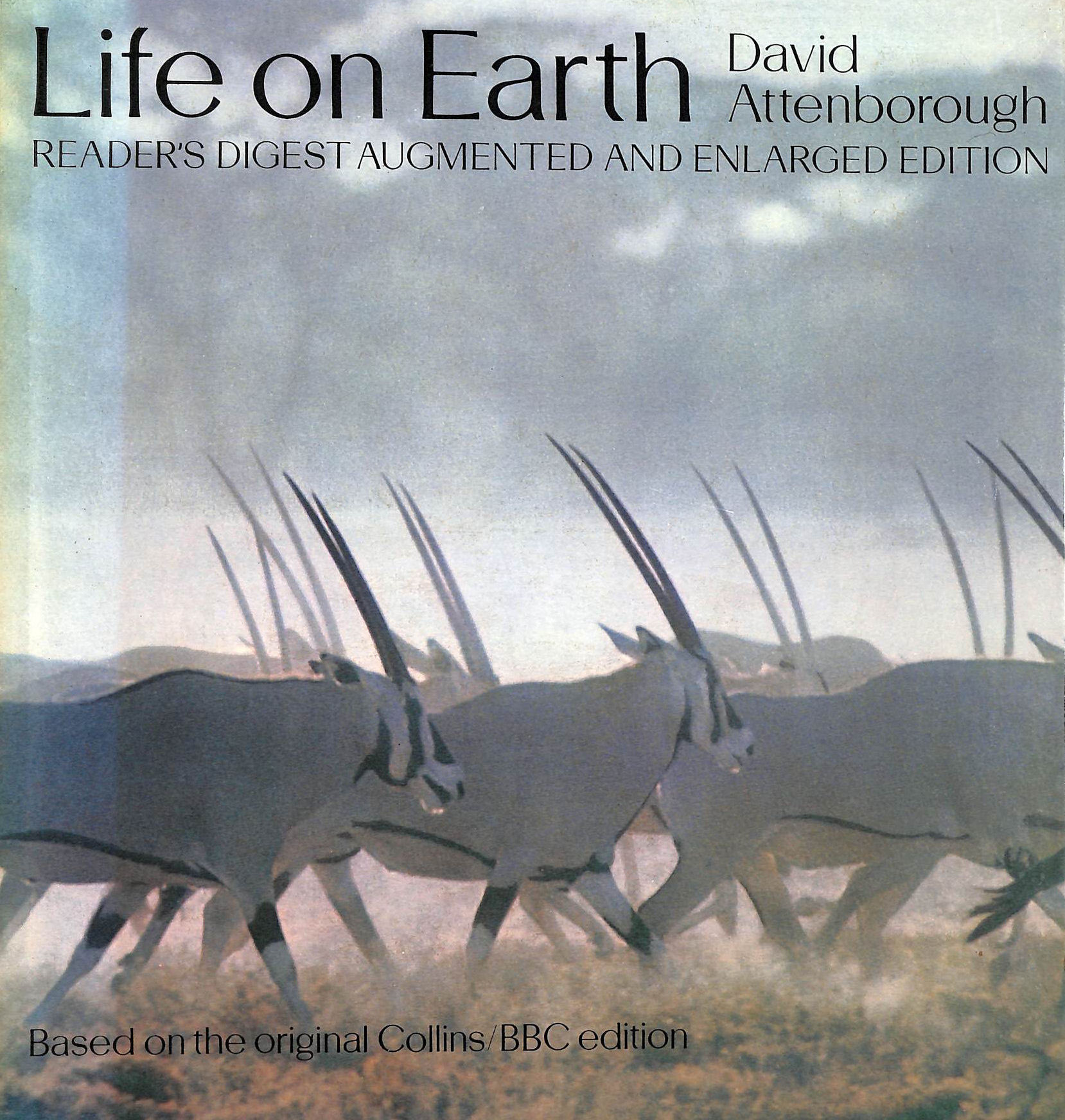 Image for Life On Earth (Reader's Digest)