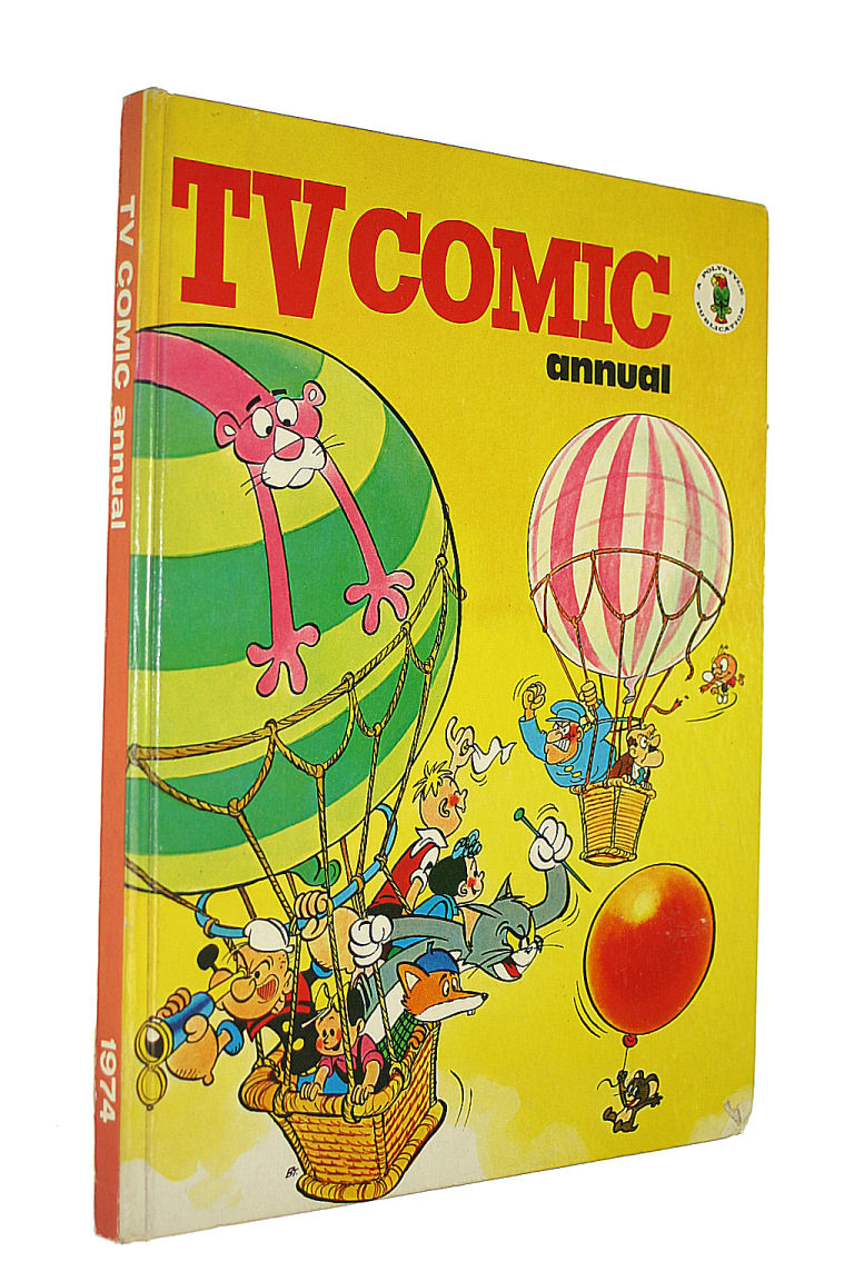 Image for T. V. Comic Annual 1974