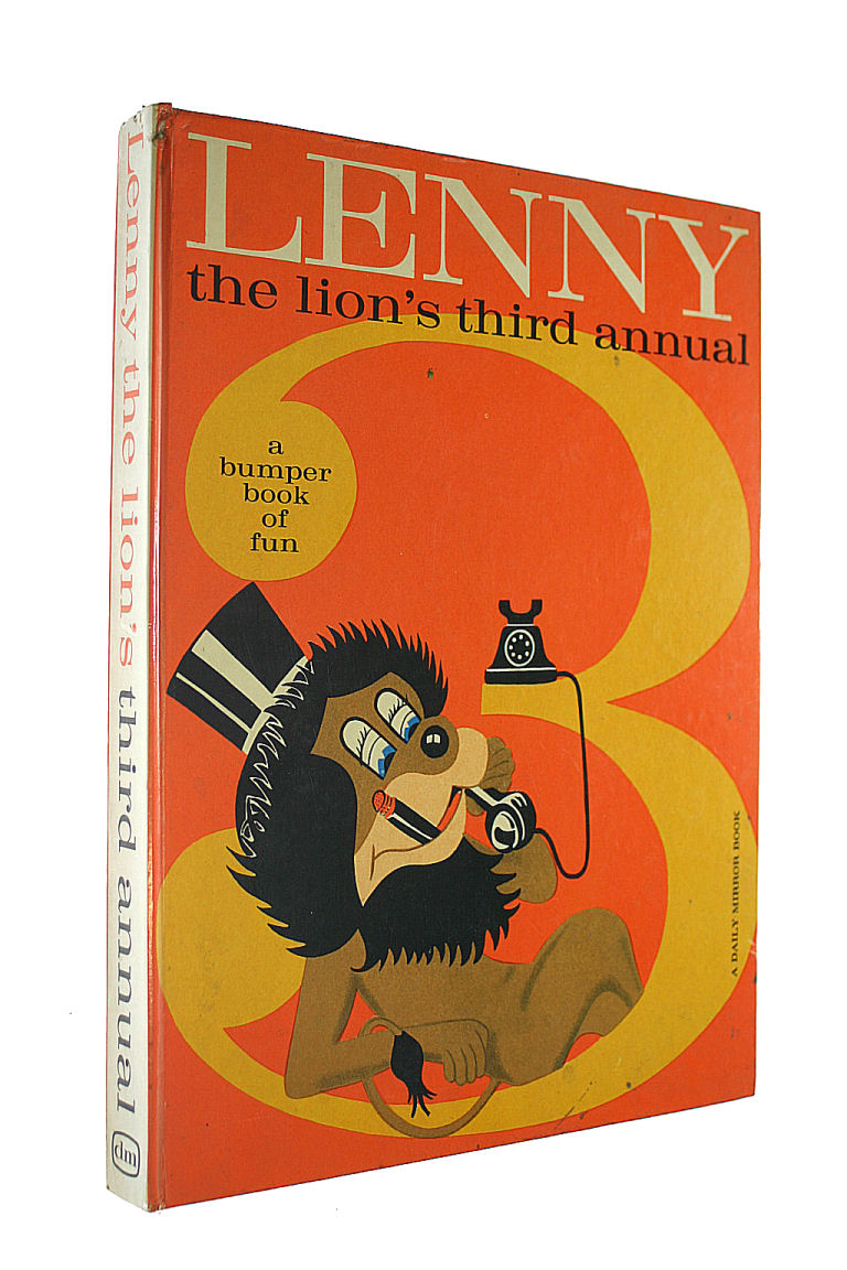 Image for Lenny the Lion's Third Annual