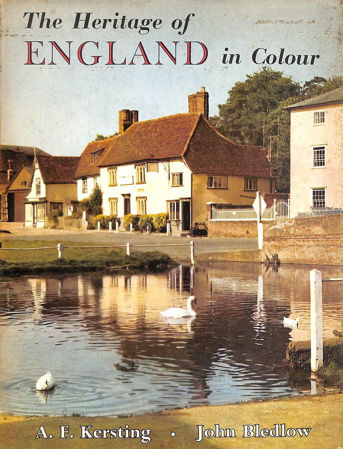 Image for The Heritage of England in Colour : A Collection of Colour Photographs