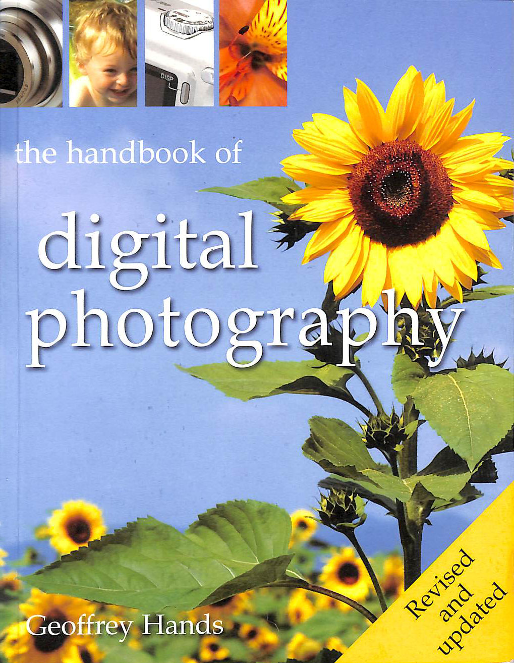 Image for The handbook of Digital Photography