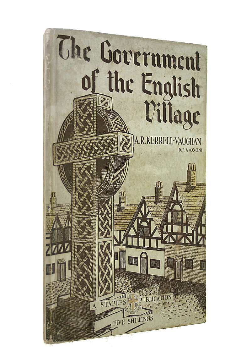 Image for The Government of the English Village
