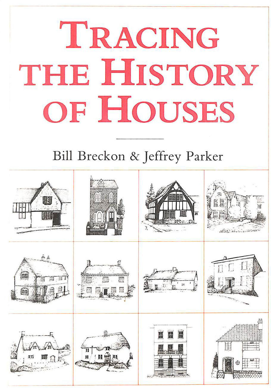 Image for Tracing the History of Houses (Aspects of Local History)