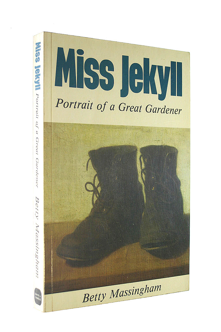 Image for Miss Jekyll: Portrait of a Great Gardener